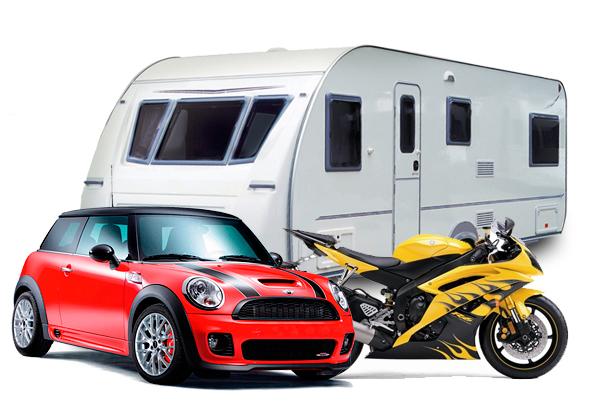 Vehicle Storage Options